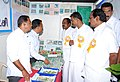 The Minister for Industries, Tamil Nadu, Shri S.P. Velumani visiting the stall of ICDS at Bharat Nirman Public Information Campaign, at Pollachi in Coimbatore district, Tamil Nadu on August 27, 2011.jpg