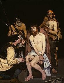 The Mocking of Christ 1864 Edouard Manet.jpg