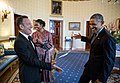 The Obamas greet Bruce Springsteen in the Blue Room.jpg