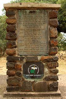 cemetery in Zambia