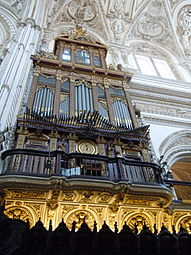 The Organ in La Mezquita.JPG