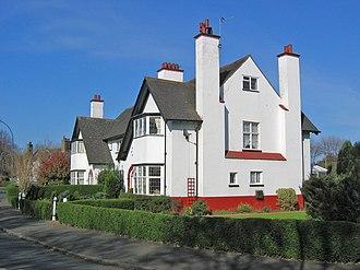 The Garden Village, Kingston upon Hull - The Oval, Garden Village