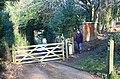 The Pleck Gate - geograph.org.uk - 1133466.jpg