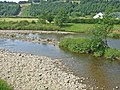 The River Liddel from the bridge at Newcastleton - geograph.org.uk - 209001.jpg