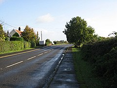 The Road to Whinburgh - geograph.org.uk - 294719.jpg
