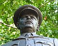 The Sculpture of Bomber Harris (Sir Arthur Travers Harris) in London.jpg