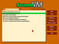 """The ScummVM GUI with the """"modern remastered"""" skin.png"""