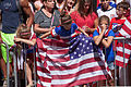 The United States Women's Soccer Team Ticker-Tape Parade New York City (18964195833).jpg
