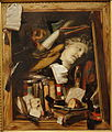 The Vanity of the Artist's Dream by Charles Bird King, 1830 - Fogg Art Museum - DSC02281.JPG