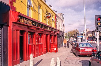 Inchicore - The Village Inn, Inchicore, Dublin