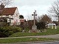 The War Memorial at Cocks Green, Great Parndon - geograph.org.uk - 730553.jpg