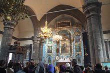 The altar, Gyumri.jpg