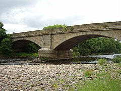 The bridge over the South Tyne at Warden - geograph.org.uk - 37514.jpg
