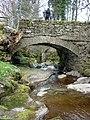 The bridges of Caldbergh Gill - geograph.org.uk - 1801971.jpg