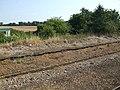 The demolished platform - geograph.org.uk - 1434065.jpg