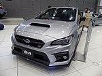 The frontview of Subaru WRX S4 STI Sport EyeSight (DBA-VAG).jpg
