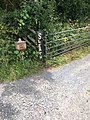 The gate to Sleath Farm, Llangua, Monmouthshire.jpg
