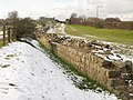 The masonry of Hadrian's Wall - geograph.org.uk - 1724649.jpg