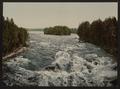 The rapids toward the pavillion, Imatra, Russia,(i.e., Finland)-LCCN2001697418.tif