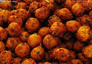 Bonda - Image: The real South Indian Bonda