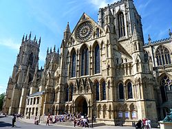 The southern facade of York Minster.jpg