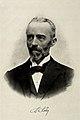 Theodor Kocher. Photogravure. Wellcome V0026650.jpg