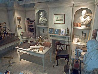Thinktank, Birmingham Science Museum - Image: Thinktank Birmingham Boulton & Watt Office(1)