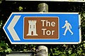 This way to The Tor - geograph.org.uk - 939474.jpg