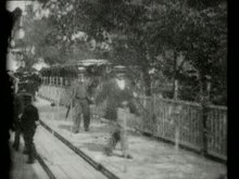 Datei:Thomas Edison, Panorama of the Moving Boardwalk.ogv