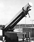 Thor missile prepared for launch.jpg