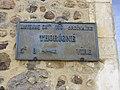 Thorigné-en-Charnie - Plaque de cocher.jpg