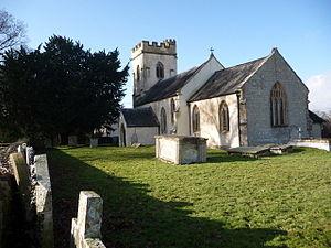 Thornfalcon - Image: Thornfalcon church