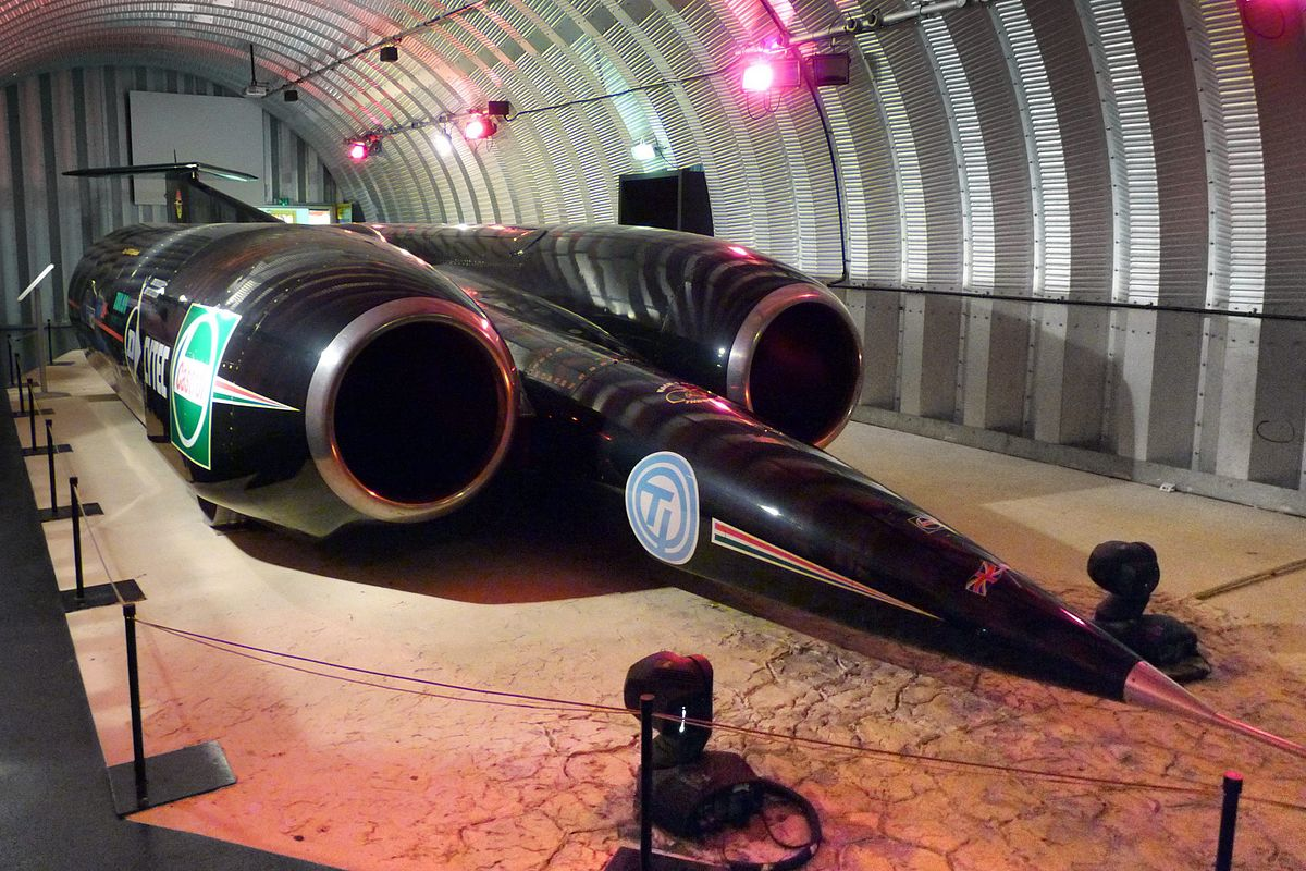 ThrustSSC - Wikipedia
