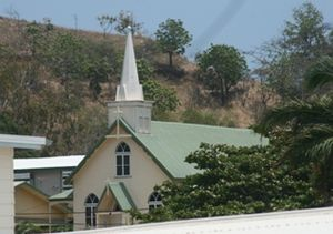 Thursday Island - Our Lady of the Sacred Heart, TI.