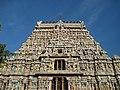 Thyagaraja Temple Western Gopuram, Thiruvarur.jpg