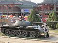 Tianjin Guwenhuajie tank IMG 5912.JPG