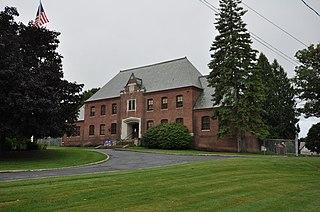 New York State Armory (Ticonderoga)