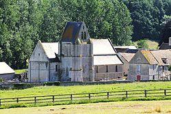 Tierceville église St Martin.JPG