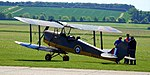 Tiger Moth, Imperial War Museum, Duxford, May 19th 2018. (41340736905).jpg