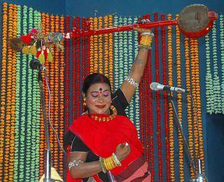 Teejan Bai Indian singer