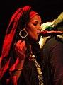 Tinariwen singer in Hamburg.jpg