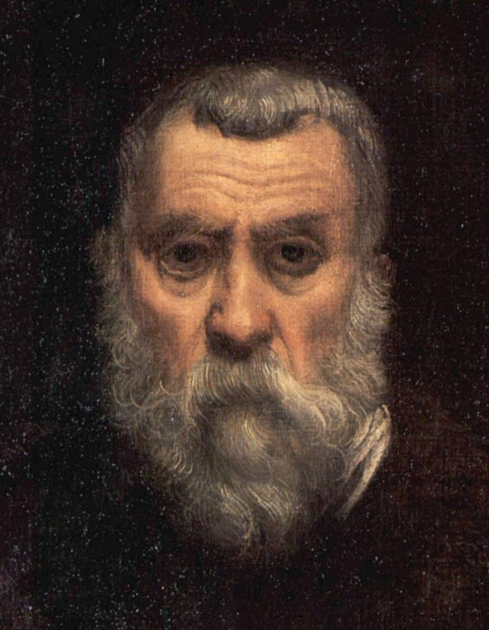 Tintorettoselfportrait