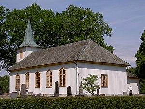 Tisselskog Church - Tisselskog Church in June 2009