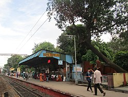 Titagarh railway station