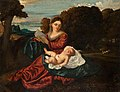 Titian (c.1488-1576) (follower of) - The Virgin and Sleeping Christ Child - NG 1931 - National Galleries of Scotland.jpg