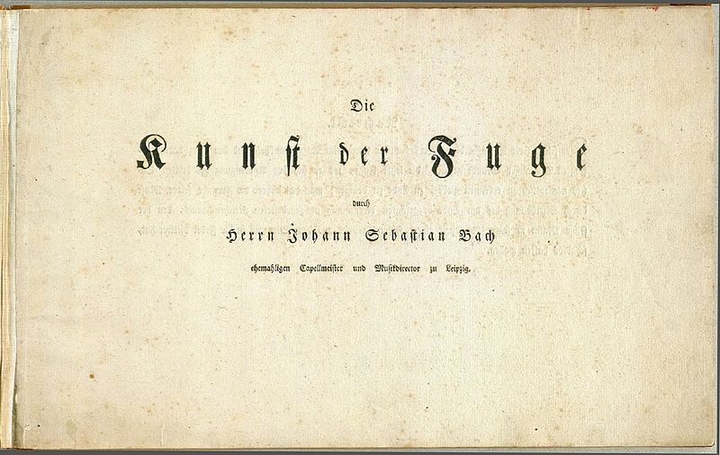 Title page of The Art of Fugue.jpg