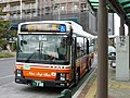 Tobu Bus Central 2941 at Misato-chuo Station.jpg