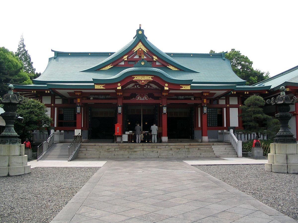 Hie Shrine - Wikipedia