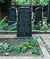 Tombe du lieutenant-chef Bruno de Faletans, Vvedenskoye - Normandie all graves (cropped).jpg