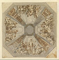 "Tommaso Maria Conca - Study for ""The Triumph of Apollo"" for the Ceiling of the Sala delle Muse, Museo Pio-Clementino, Vati... - Google Art Project.jpg"